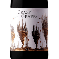 Вино Finca Bacara Crazy Grapes white label, 2017 (0,75 л)
