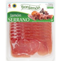 Хамон Серрано нарезка, 11 мес. (500 г)