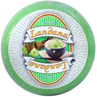Сыр Landana с Васаби, 50%