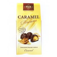 Конфеты Seli Caramel Dreams, 125 г