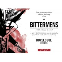 Биттер Bittermens Burlesque (0,146 л)