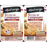 Террин с шампанским Madrange Terrine de Campagne (100 г)