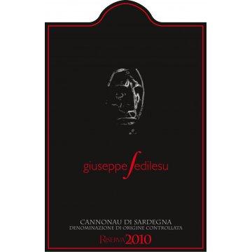 Вино Giuseppe Sedilesu Giuseppe Sedilesu Riserva, 2010 (0,75 л)