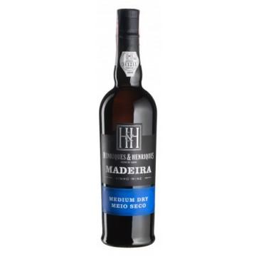 Вино Henriques & Henriques Medium Dry (0,5 л)