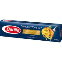 Спагетти Barilla №7 Spaghettoni, 500 г