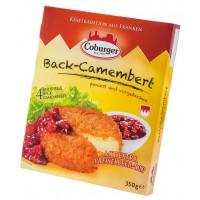 Сыр Coburger Back-Camambert с клюквенным соусом (350 гр)