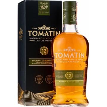 Виски Tomatin 12 Year Old (0.7 л)