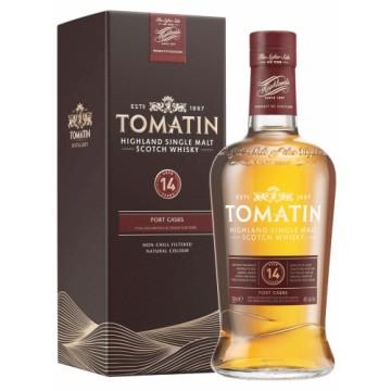 Виски Tomatin 14 Year Old (0.7 л)