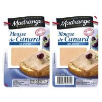 Утинный мусc c портвейном Madrange Mousee de Canard (100 г)