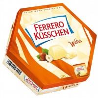 Конфеты Ferrero Kusschen Wiess (178 г)