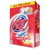 Стиральный порошок Vizir Gama, 83 стирок (5.395 кг)
