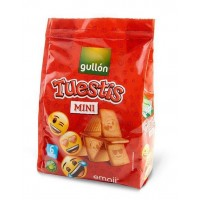 Печенье Gullon New Tuestis mini Emoji (250 г)