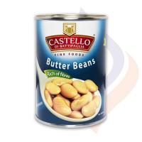 Фасоль лиманская Castello di Battipaglia Butter Beans, 400 г