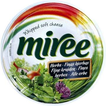 Сыр сливочный с травами TM Miree (150 г)