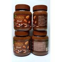 Шоколадная паста Erikol Almond миндаль (400 г)