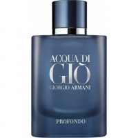 Парфюмированная вода Giorgio Armani Acqua di Gio Profondo (75 мл) ТЕСТЕР