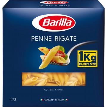 Макароны Barilla №73 Penne Rigate, 1 кг