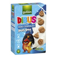 Печенье Gullon Dibus Angry Birds mini cereale (250 г)