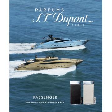 Туалетная вода S. T. Dupont Passenger pour homme (100 мл) ТЕСТЕР