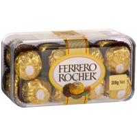 Конфеты Ferrero Rocher (T16x5x4 - 787), 200 г