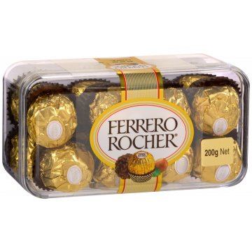 Конфеты Ferrero Rocher (T16x5x4), 200 г