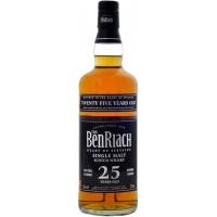 Виски BenRiach 25 Years Old (0,7 л)