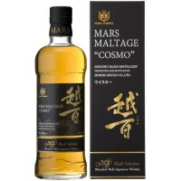 Виски Mars Maltage Cosmo, gift box (0,7 л)