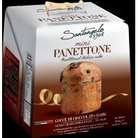 Панеттоне Santangelo Mini Cioccolato, 100 г