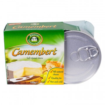 Сыр Камамбер (Camembert Export Kaserei), 125 г
