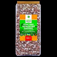 Хлопья чернозерной пшеницы цельнозерновые без термообработки, Natural Green, 300 Г