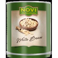 Фасоль белая, NOVI White Beans, 400 г