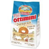 Печенье Divella Ottimini Integrali (400 г)