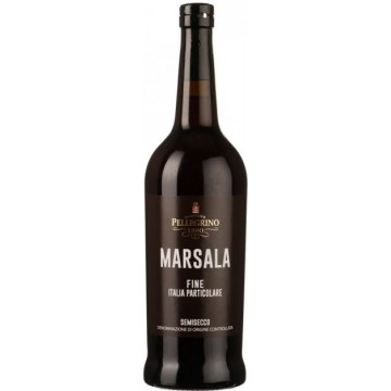 Марсала Carlo Pellegrino, Cantine Pellegrino Marsala Fine I.P. DOC (0.75 л)