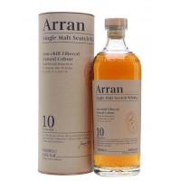 Виски Arran 10 Years Old, tube (0,7 л)