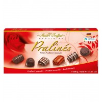 Конфеты Maitre Truffout Pralines Exquisite, 400 г