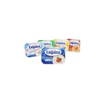 Сыр сливочный Exquisa йогурт 14% (200 гр)