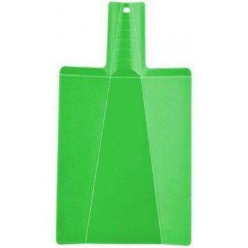 Складна дошка для нарізання Plastia Colore зелена