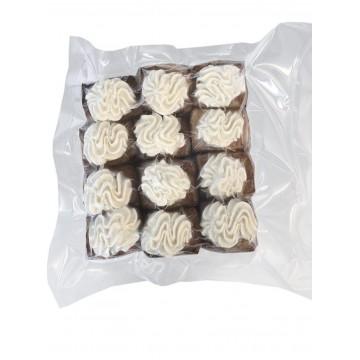 Мини-кус с улитками и белыми грибами, замороженные USH (210 г)