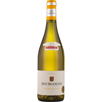 Вино Calvet Bourgogne Chardonnay белое сухое 0.75л (DDSAG1G031)