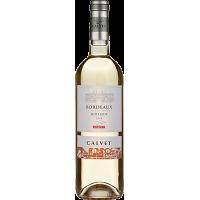 Вино Calvet Moelleux Bordeaux белое полусладкое 0.75л (DDSAG1G017)
