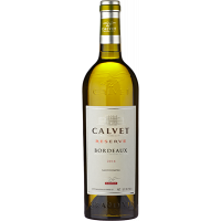 Вино Calvet Reserve Sauvignon Blanc Bordeaux белое сухое 0.75л (DDSAG1G020)