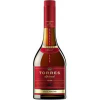 Бренди Torres Spiced Spirit Drink 0.7л (DDSAT1A014)