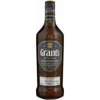 Виски бленд Grant's Triple Wood Smoky 0.7л (DDSAT4P127)