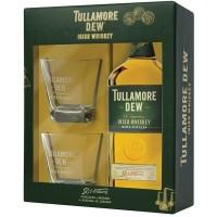 Виски бленд Tullamore Dew Original 0.7л + 2 стакана (DDSAT4P027)
