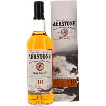 Виски Aerstone Sea Cask 10 years old 0.7л (DDSAT4P143)