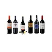 """Подарочный набор вина """"Вино к мясу"""""""