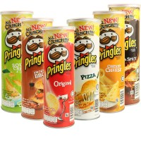 Чипсы Pringles Cheese Fondue (200 г)