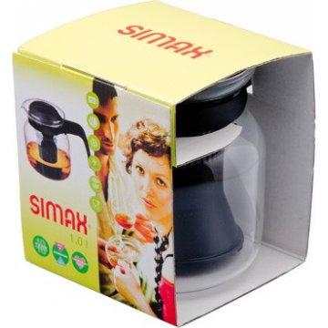 Чайник с фильтром Simax Matura, 1л