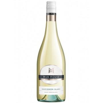 Вино Mud House Marlborough Sauvignon Blanc (сухое, белое) 0.75л (BDA1VN-VMH075-001)