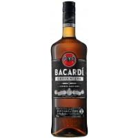 Ром Bacardi Carta Negra 4 Years Old 1л 40% (PLK5010677035811)